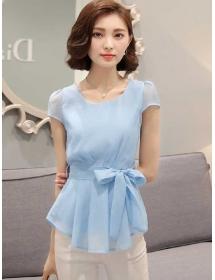 blouse korea T3194