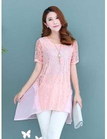 blouse brukat T3197