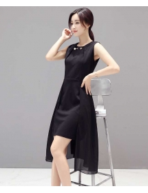 dress pesta import D3393
