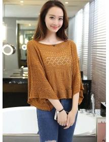 blouse rajut T3199
