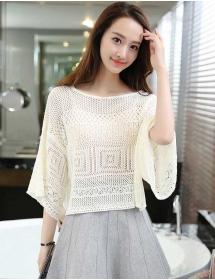 blouse rajut T3200