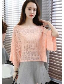 blouse rajut T3201