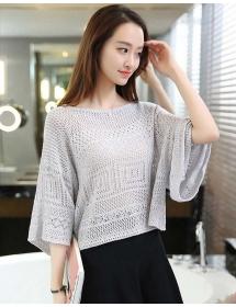 blouse rajut T3202