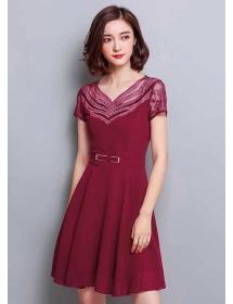 dress korea D3398