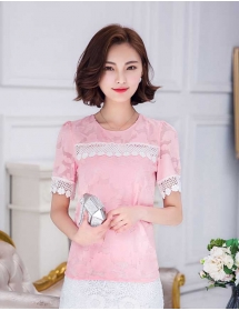 blouse korea T3209