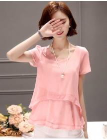 blouse chiffon T3214
