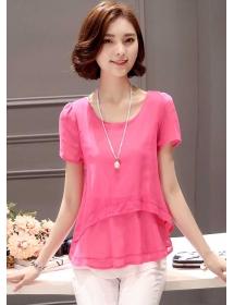 blouse chiffon T3215