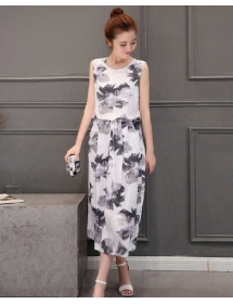 long dress import D3414