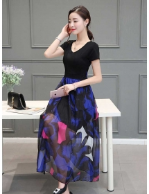 long dress import D3416
