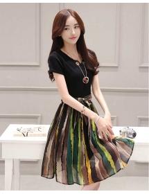 dress wanita D3424