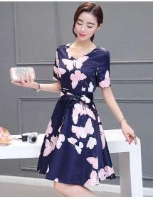 dress wanita D3425