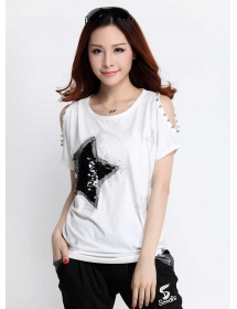 blouse wanita import T3224