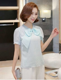 blouse korea T3227