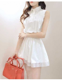 dress wanita import D3451