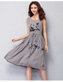 midi dress import D3468
