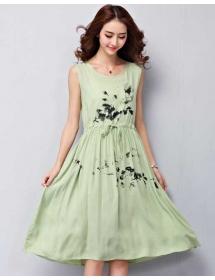 midi dress import D3469