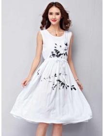 midi dress import D3470