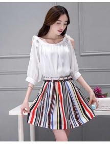 blouse wanita korea T3245