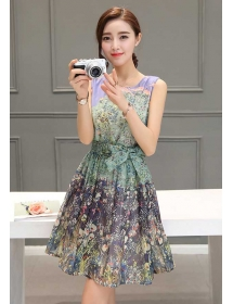 dress korea D3520