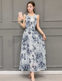 long dress import D3532