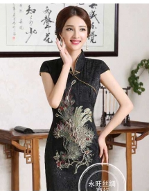 dress cheongsam D3580