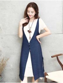 midi dress import D3583