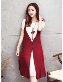 midi dress import D3581