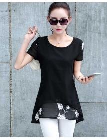 blouse chiffon T3306