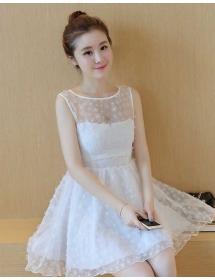 dress pesta D3634