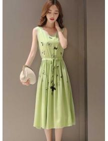 midi dress D3635