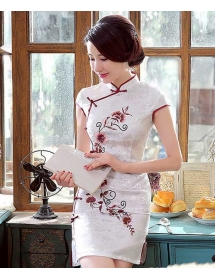 dress cheongsam D3652