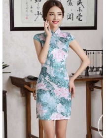 dress cheongsam D3654