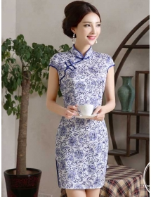 dress cheongsam D3655