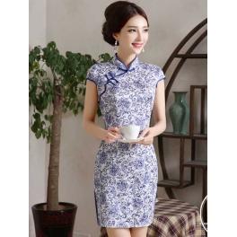 dress cheongsam D3655