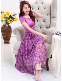 long dress D3659