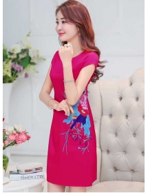 dress wanita D3693
