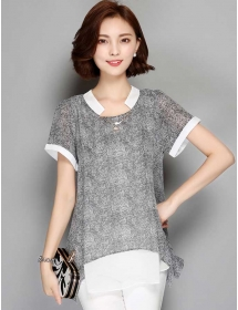 blouse wanita T3343