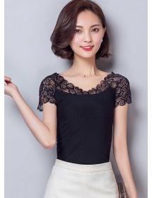 blouse wanita import T3348