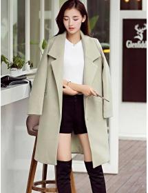 coat korea T3357