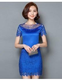 dress wanita D3736
