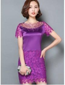 dress wanita D3737