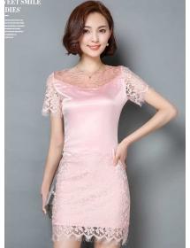 dress wanita D3738