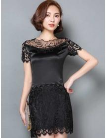 dress wanita D3739