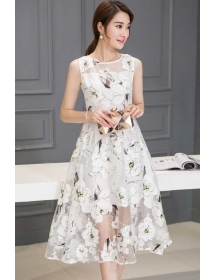 dress korea D3746