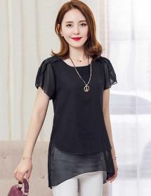 blouse chiffon T3373