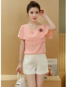 blouse chiffon T3389