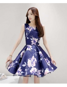 dress korea D3776