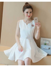 dress korea D3778