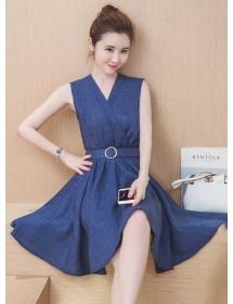dress korea D3790