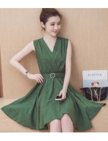 dress korea D3791